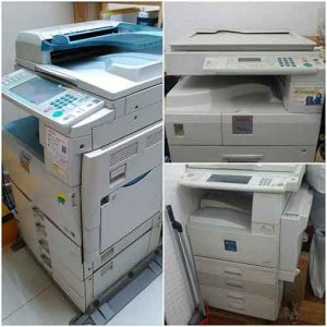 richo影印機回收