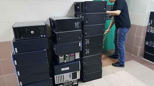 荃灣上門回收舊電腦