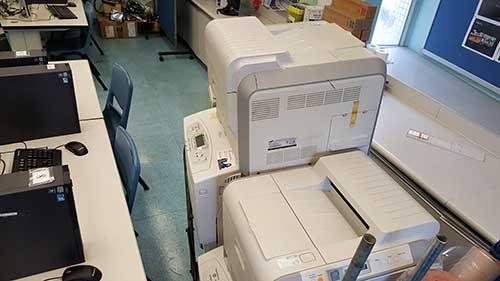 影印機、打印機等辦公設備環保回收