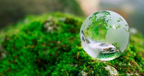 委託我們,您與我一起守護地球